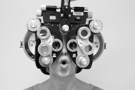 Larrabee, eye exam, Portrait Photographer