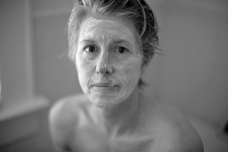 Larrabee, beauty mask, facial, Portrait Photographer